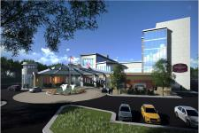 Artists Conceptional Rendering of completed project.